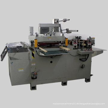 Roll to Rollen-Etikett Stanz Stanzmaschine (DP-320B)