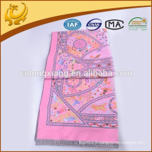 Femmes Lady Feeling Soft Large Beach Holiday Traveling Shawl Echarpe en coton à Mumbai
