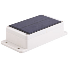 GPS Tracker avec batterie de grande capacité 15000mA et panneau solaire pour le suivi des actifs de plein air