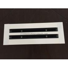 HVAC Systems Belüftung Zuluft Linearschlitzdiffusor