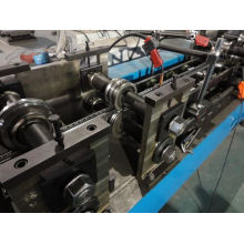 1.5mm Galvanized Steel Electric Cabinet Frame Roll Forming Machine