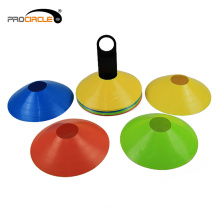 Sports Disc Cones Set Speed Training Agility Cone