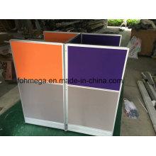 La conception adaptée aux besoins du client par centre d'appel a adapté le poste de travail de cube pour le marché de l'Asie (FOH-K301)