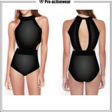 Bikini colorido popular popular caliente de las mujeres de Costom Fullsize