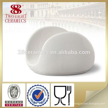 Décoration de table pour les boîtes de mouchoirs en céramique de l'hôtel vietnam