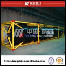 China 40ft contentor cisterna para venda