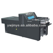 Automática máquina de capa ULTRAVIOLETA del punto