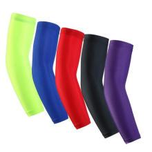 Soporte de muñequeras para compresión anti-UV para recreo al aire libre