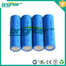 Neue 2015 Produktidee primäre Li Ionen Batterie aa