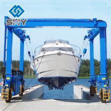 250 ton marine crane, dock crane, boat lifting equipment