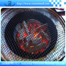 Stainless Steel Crimped Wire Mesh Used for Barbecue