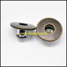 Standard Moveable Jeans Button for Jacket