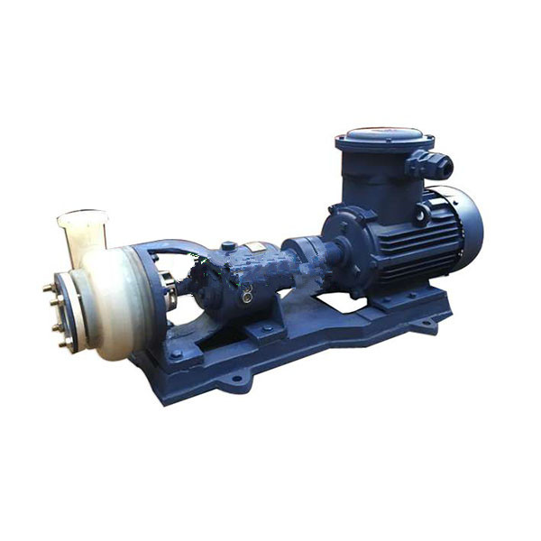 FSB type explosion-proof fluoroplastic alloy pump 1