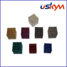 5mm Neocube Buckyball Magic Ball Toy (T-018)