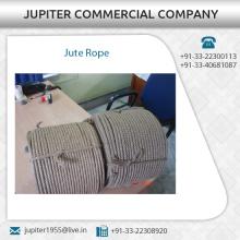 Long Durable Material made cuerda de yute de proveedor superior a menor costo