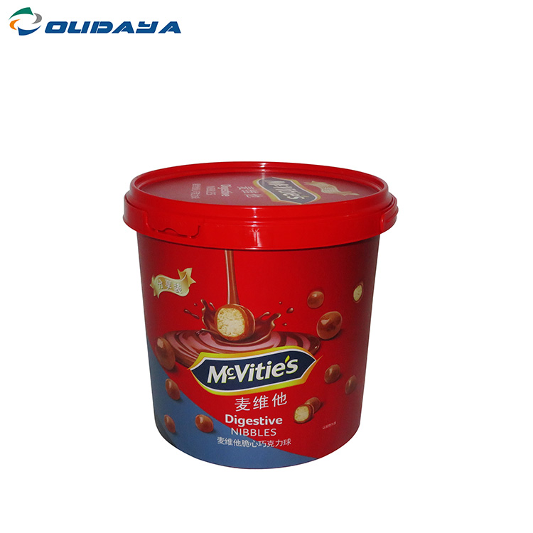 2500ml Biscuit Container