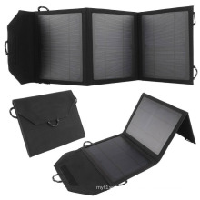 High Conversion Sunpower 10W portable foldable outdoor solar charger