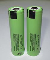 flashlight accessories Lithium Ion Rechargeable 18650 battery