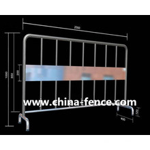 High Quality and Performance Crowded Barriers