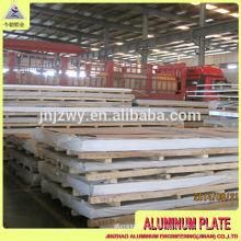 T6 t651 feuille d'alliage d'aluminium 6061 pour moules et pièces