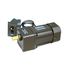 5RK120GU three phase 220V 380V 50Hz 60Hz  with 90mm  Reversible ac gear motor with speed controller