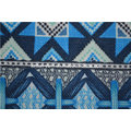 Diseño impreso Anti Slip Brushed Sofa Cover Fabric