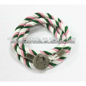 Fashion Jewelry Weave Bracelet Bracelet Manufactures & Suppliers & Factory