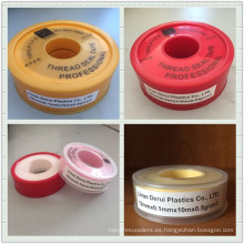Linan fábrica Prefessional PTFE cinta / Teflon cinta / cinta de sellado