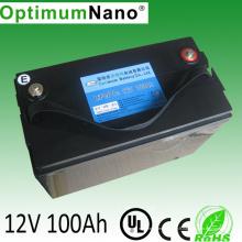 Batterie LiFePO4 12V 5ah-300ah pour EV