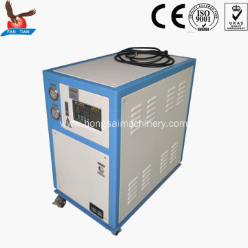 Outdoor cooling system chiller