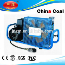 MCH-6 mini High Pressure Breathing Air Compressor for fire fighting