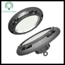 Uso de astillero IP65 150W Alta bahía LED accesorio con alto lúmenes