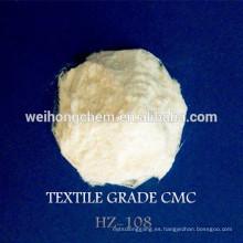 Espesante de impresión textil de carboxietilcelulosa CMC