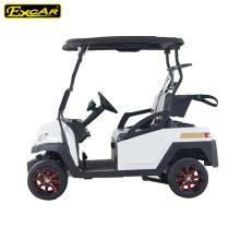 Nouveau chariot de golf électrique 2 places pour terrain de golf