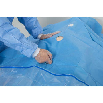 Surgical Consumables Tur Packs with Urology Collection Pouch