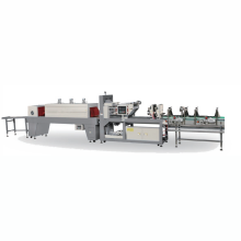 Factory Price High Speed Shrink Wrapping Machine