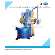 Alta precisão novo convencional manual vertical torno máquina preço para venda com boa qualidade