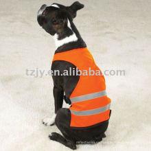 chaleco de seguridad perro