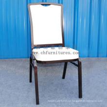 White Fabric Rocking Chair for Restaurant (YC-C67-01)