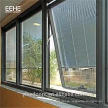 Cortinas de janela de alumínio chinesas do obturador / janela de alumínio do Jalousie