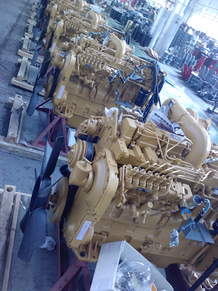 Crane Heavy Engine