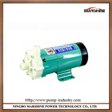 Pompe mini magnétique résistant à la corrosion chimique de l'eau