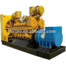 12V cilindro China gerador com Jichai motor diesel da indústria