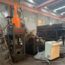 Briquetteurs hydrauliques en cuivre série Y83 pour le traitement des métaux