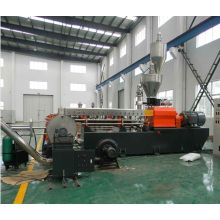 double-stage pelletizing extruder for PVC cable granules