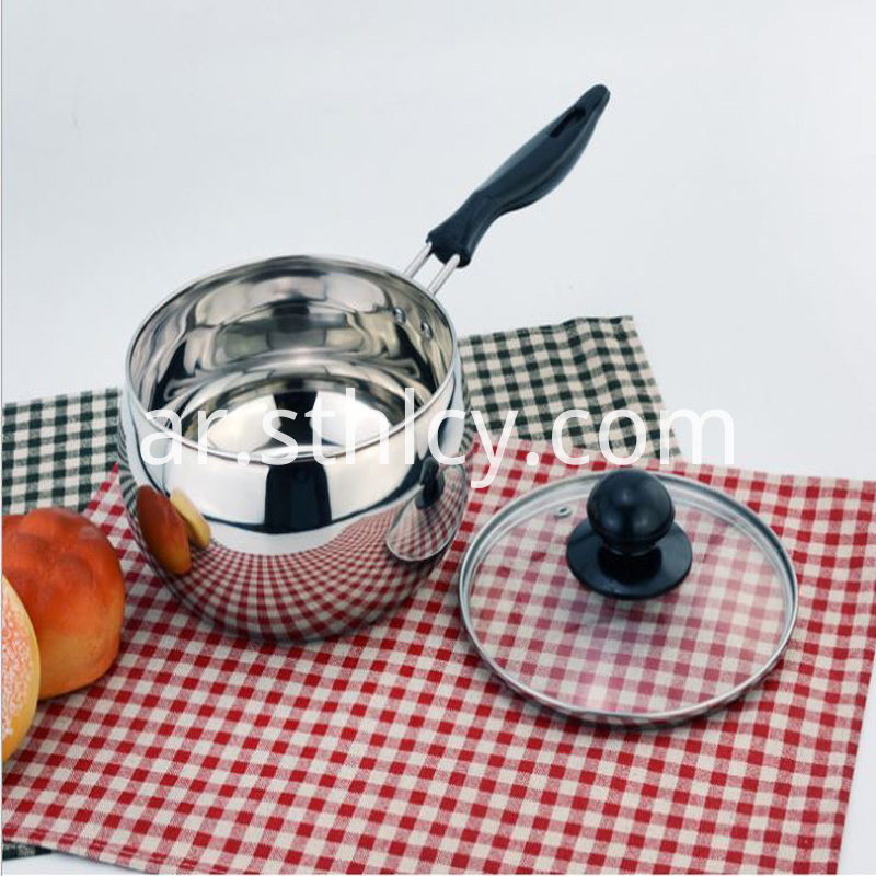 Single Handle Milk Pot