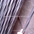 Q235 MS Bar cuadrado de acero retorcido 6 MM 8 MM