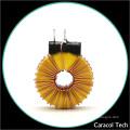 T106-26 Toroid Core Inductor alambre viento herida 100uH 81mOhm 2 amperios