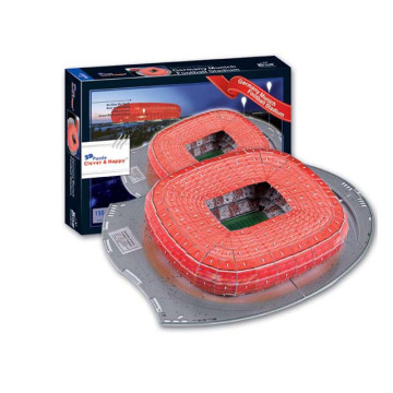 Горячая продажа Gemany Stdaium Toy 150PCS 3D Puzzle (10161653)