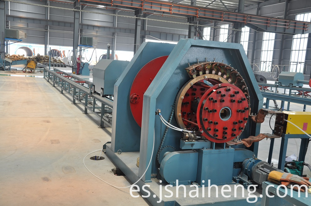 Spun Pile Cage Welding Machine
